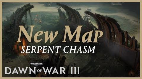 Map Spotlight Serpent Chasm