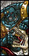 Tarot imperial el marine espacial