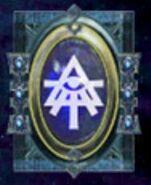 Simbolo eldar runa videntes