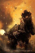 Dreadnought Templarios Negros by Kingmong