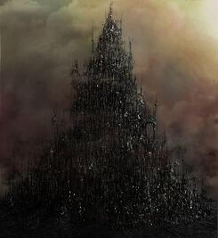 Ciudad Colmena Mundos Colmena Hive World Warhammer 40k wikihammer ciudad imperial 2