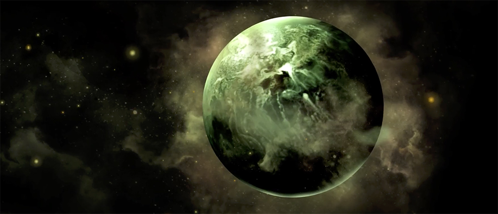 Planeta de la Plaga