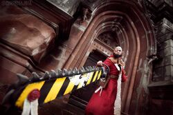 Cosplay sacerdote 2 wikihammer