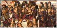 Escuadra asalto exterminadora aquila legio custodes