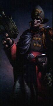 Commissar Amatheon