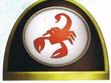 Escorpiones Rojos