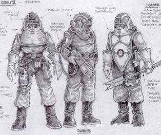 Tripulantes Flota Imperial Wikihammer