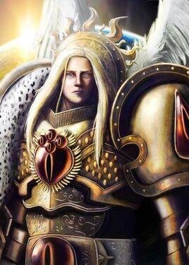 Sanguinius Ángeles Sangrientos Warhammer 40k Primarca Wikihammer.jpg