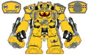 Centurion Asalto Puños Imperiales