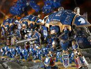 Caballeros Paladín Casa Terryn Ultramarines