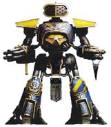 Titanes legio Astorum reaver triunfo divino
