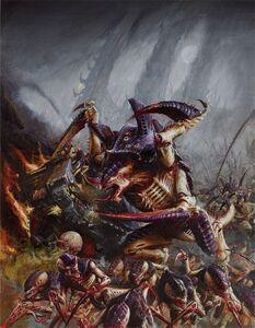 Cárnifex y Gantes vs Rhino Ultramarine