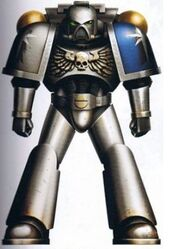 Vengador Mk. VII Garras Astrales