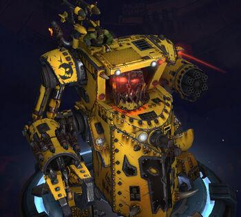 Gorkanaut Orkos Dawn of War III imagen.jpg