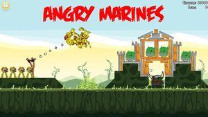 Angry Marine Game Wikihammer 40K