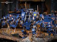 Invictor Ultramarines