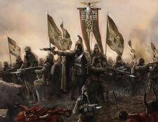 Korps Krieg Guardia Imperial