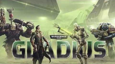 Warhammer 40,000 Gladius - Relics of War Announcement Trailer