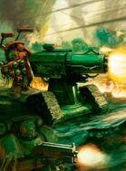 Marines tecnomarine salamandras apoo fuego pesado thunderfire