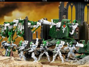 Batalla Eldars Biel-Tan