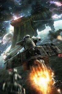 Interceptor Fury Asalto Flota Imperial Wikihammer