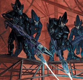 Dark-reapers