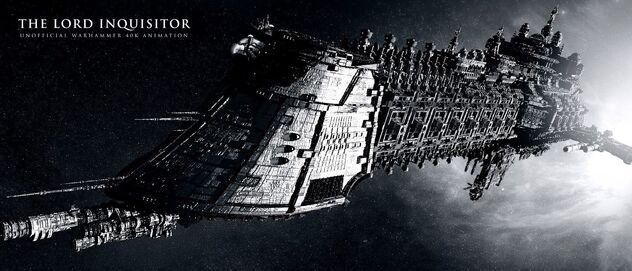 Flota crucero lord inquisidor