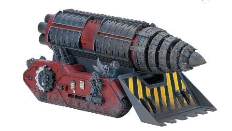 Tuneladoras de Asalto