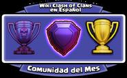 Comunidad del Mes - CoCW