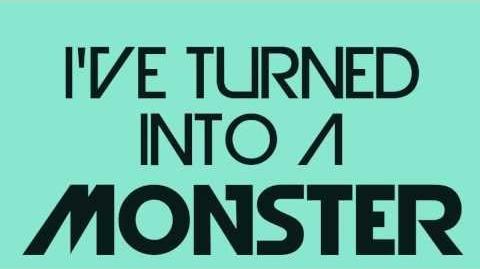 Imagine Dragons - Monster (Lyrics)