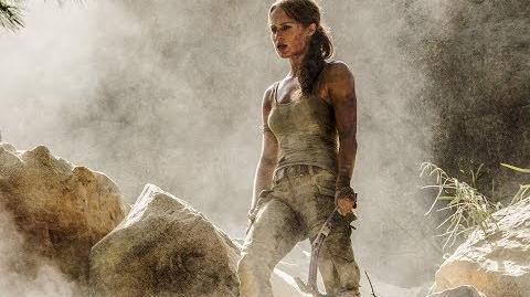 Tomb Raider Las Aventuras de Lara Croft - Trailer 1 - Oficial Warner Bros