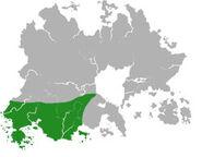 Southwest Darvasi