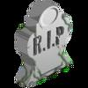 Icon dead