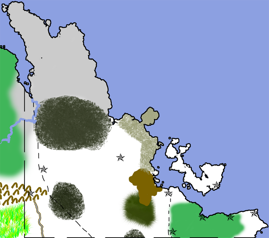 Map of Oriens