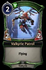 Valkyrie Patrol