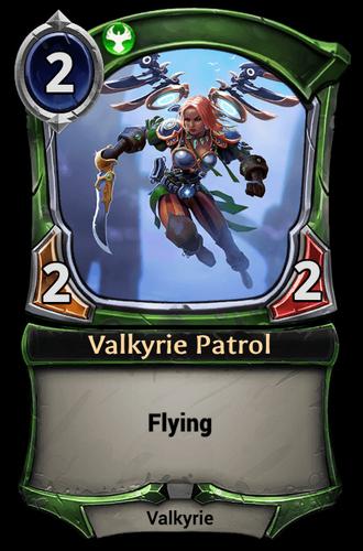 Valkyrie Patrol card