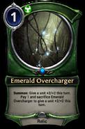 Emerald Overcharger - 1.52.2.7829c