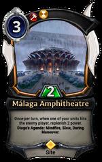 Málaga Amphitheatre
