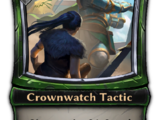 Crownwatch Tactic