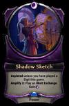 Shadow Sketch