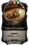 Token of Creation