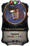 Token of Ambition