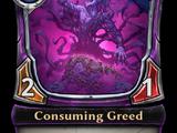 Consuming Greed