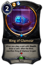 Ring of Glamour