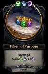 Token of Purpose
