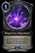 Waystone Alignment