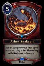 Ashen Snakepit