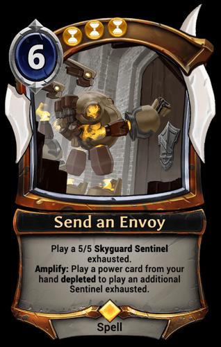 Send an Envoy card