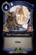Yeti Troublemaker