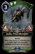 Jada, Peacekeeper